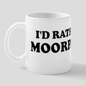 Rather: MOORPARK Mug