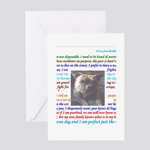 IamRescue Greeting Card