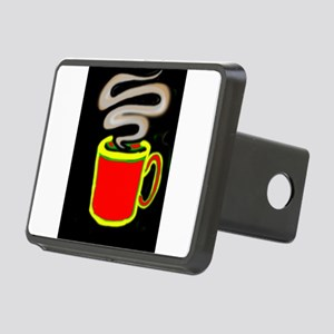 FREEDOM COFFEE VII™ Rectangular Hitch Cover