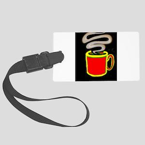FREEDOM COFFEE VII™ Large Luggage Tag