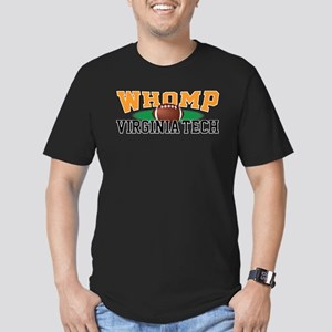 Wake_Forest Men's Fitted T-Shirt (dark)