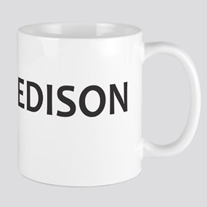 Tesla vs Edison Mug