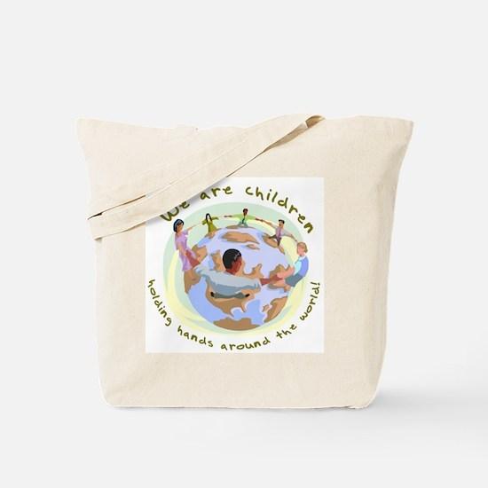 Scripture Power Tote Bag