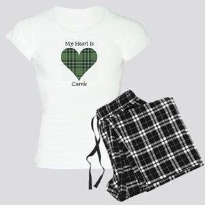 Heart - Currie Women's Light Pajamas