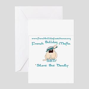 MafiaSBD Greeting Card