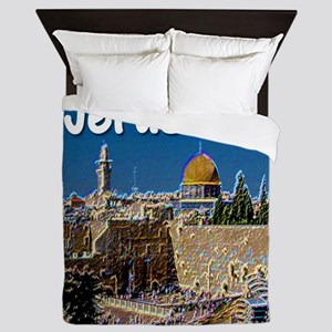 jerusalem Queen Duvet