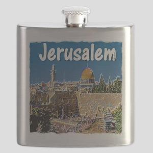 jerusalem Flask