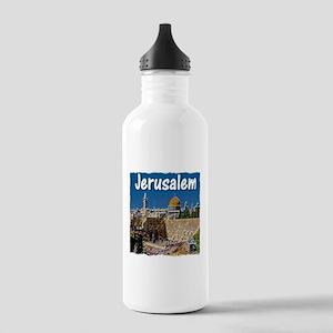 jerusalem Stainless Water Bottle 1.0L