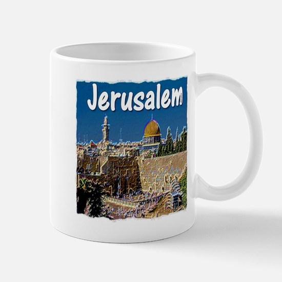 jerusalem Mug