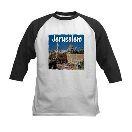 jerusalem Kids Baseball Jersey
