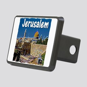 jerusalem Rectangular Hitch Cover