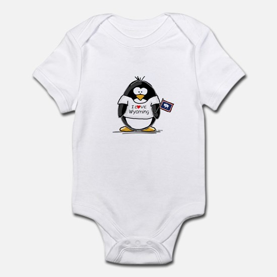 Wyoming Penguin Infant Creeper