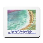North Beach, Pt. Reyes GFNMLSproduct Mousepad