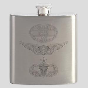 CFMB Flight Surgeon Airborne Senior Flask