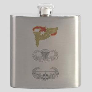Pathfinder Airborne Air Assault Flask