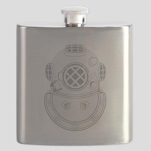 Second Class Diver Flask