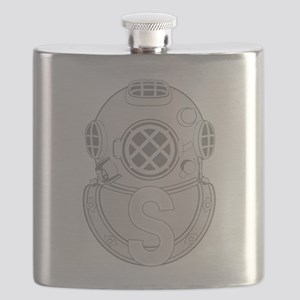 Salvage Diver Flask
