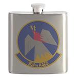 964th AACS Flask