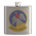 964th AWACS Flask