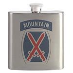 10th Mountain Flask