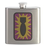 52nd EOD Group Flask