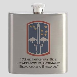 172nd Blackhawk Bde Flask