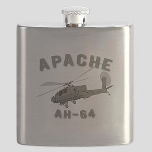 Apache AH-64 Flask