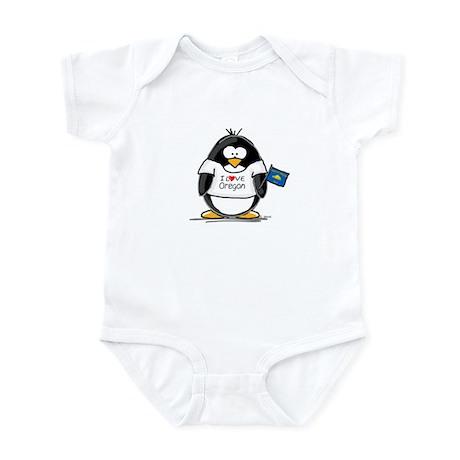 Oregon Penguin Infant Creeper