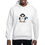 Oklahoma Penguin Hooded Sweatshirt
