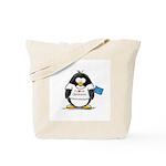 Oklahoma Penguin Tote Bag