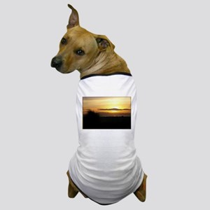 Sunset on Coronado Dog T-Shirt
