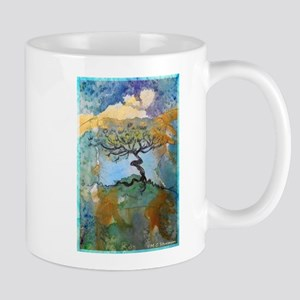 tree ! tree of life, art! Mug