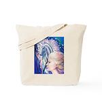 Unicorn Princess Tote Bag