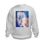 Unicorn Princess Kids Sweatshirt