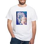Unicorn Princess White T-Shirt
