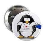 Nevada Penguin Button