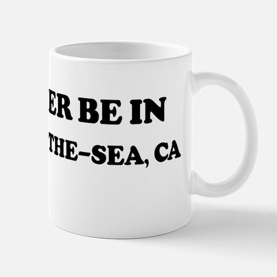 Rather: CARMEL-BY-THE-SEA Mug