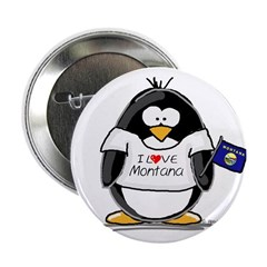 Montana Penguin Button