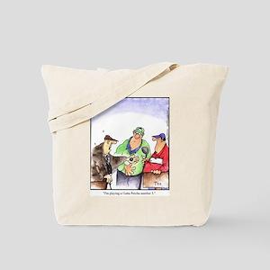 GOLF 002 Tote Bag