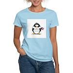 Mississippi Penguin Women's Pink T-Shirt