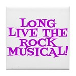 Long Live the Rock Musical Coaster