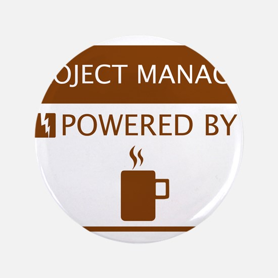 """Project Manager Powered by Coffee 3.5"""" Button"""