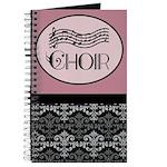 Choir Music Notes Journal