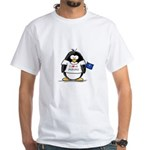 Indiana Penguin White T-Shirt