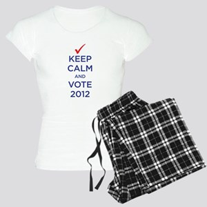 vote 2012 Women's Light Pajamas