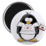 California Penguin Magnet