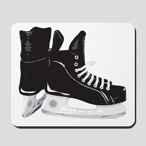 Hockey Skates Mousepad