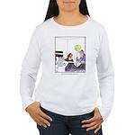 GOLF 004 Women's Long Sleeve T-Shirt