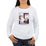 GOLF 006 Women's Long Sleeve T-Shirt