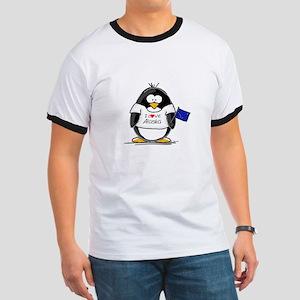 Alaska Penguin Ringer T